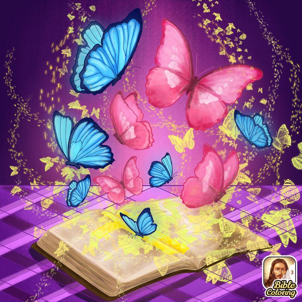 Pretty butterflies~