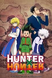 Hunter x Hunter!