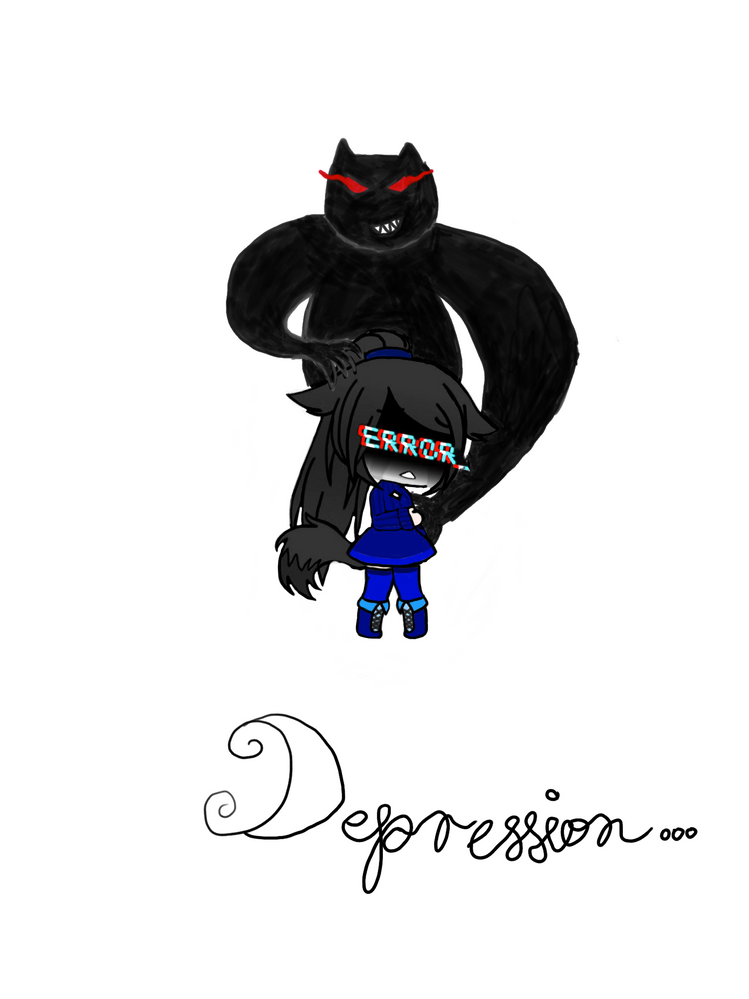 Most people's depression.... and mine...