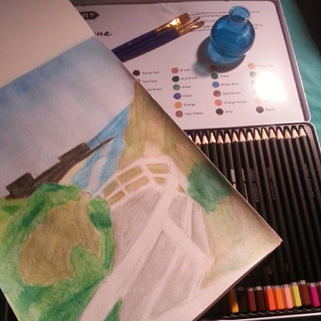 art challenge 6
