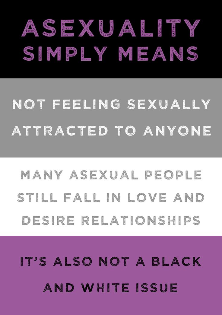 Sexual attraction without love