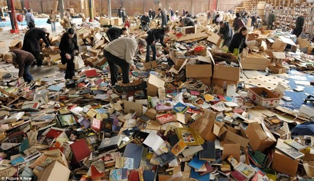 book overload