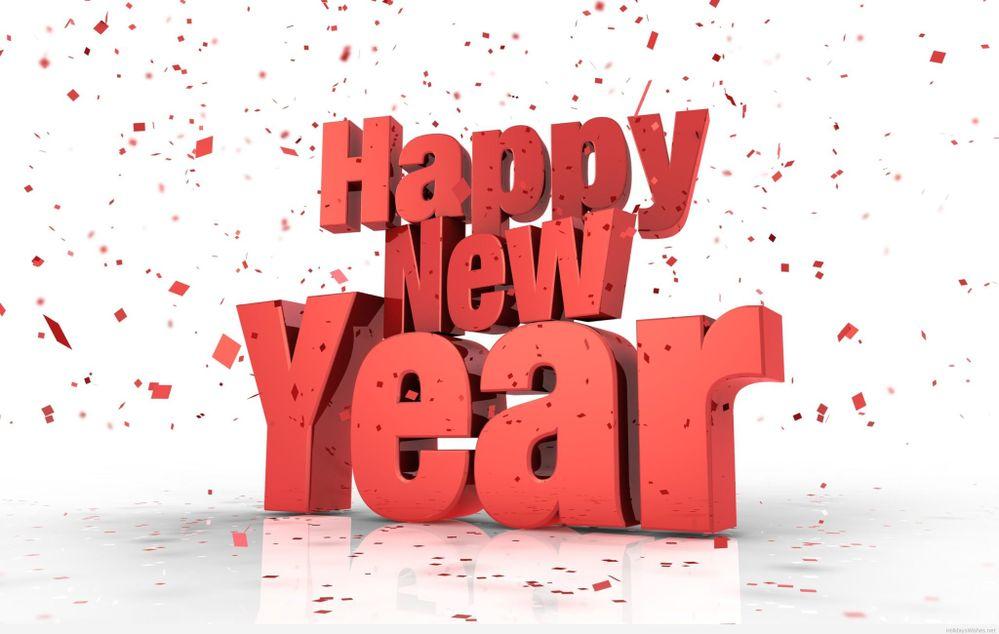 Happy New Year Everyone 16
