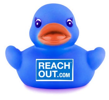 Image result for reachout duck