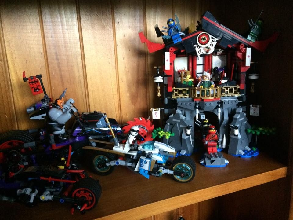 LEGO The Temple and Bikes.jpg
